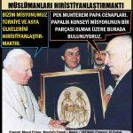 Fetullah Gülen ve Hıristiyanlaştırma Projesi