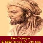 İbn-i Teymiyye Kimdir ?