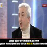 Mehmet Okuyan Kabir Azabını İnkar Ederek Dalalete Düşmüştür