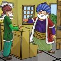 nasreddin-hoca ve mutassarrıf
